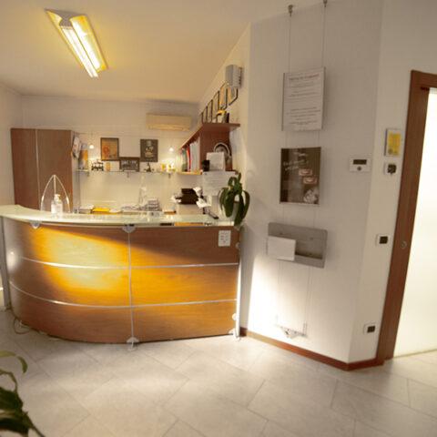 Studio Dentistico Arienti ingresso