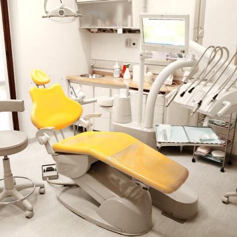 Sala studio dentistico Arienti